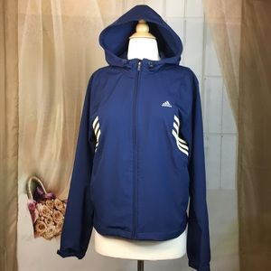 Adidas Blue Light Jacket